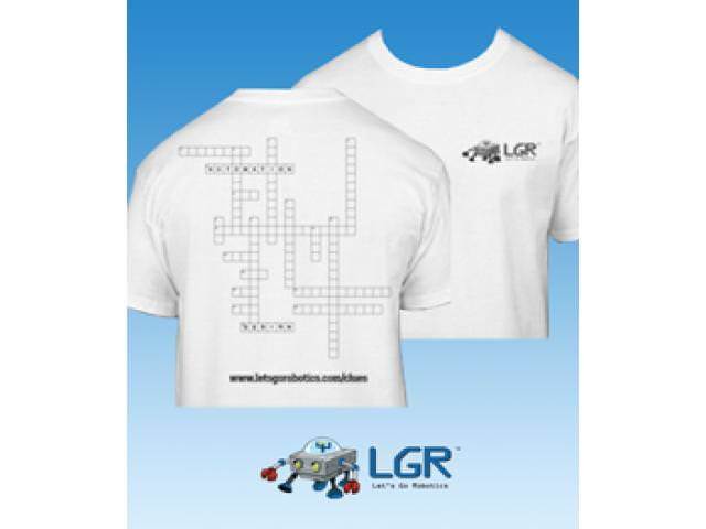 Free T-shirt From LGR!