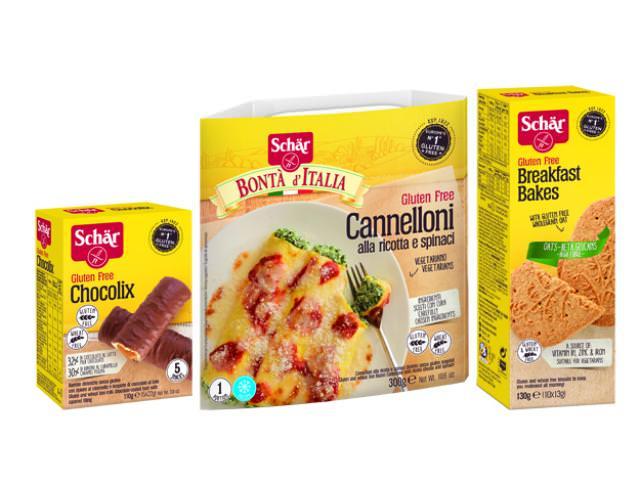 Free Schär Gluten-Free Package!