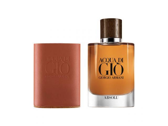 Free Acqua Di Gio Perfume From Armani!
