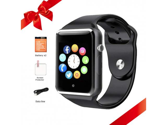 Free Smart Watch For Android+iOS Phones