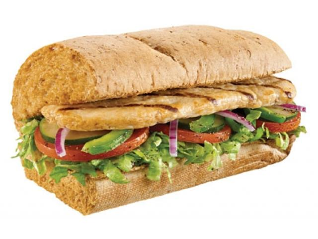 Free $5 Off $5 At Subway With PayPal!