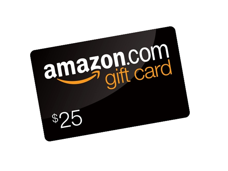 Free $25 PayPal or Amazon Gift Card From Joany!