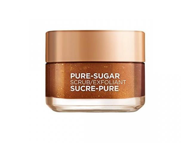 Free L'Oreal Pure Sugar Scrub!