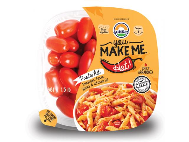 Free YOU MAKE ME Pasta By Sunset!
