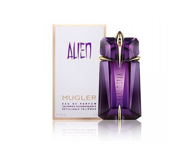 Free Thiery Mugler Alien Fragrance!