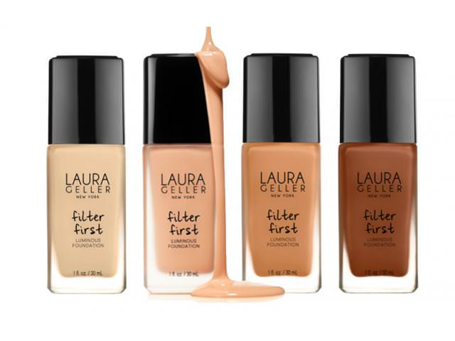 Free Free Laura Geller Foundation!