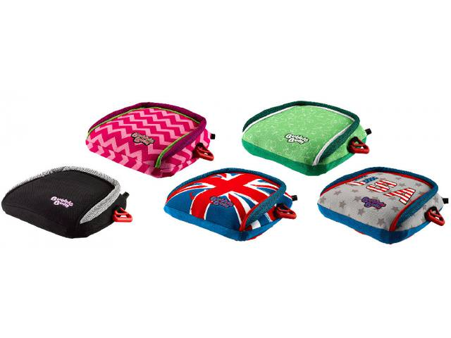 Free BubbleBum Seat Booster!