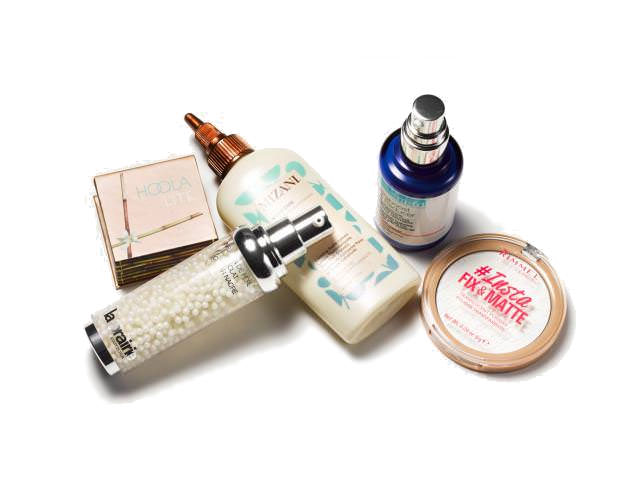 Free Beauty Products From Allure!