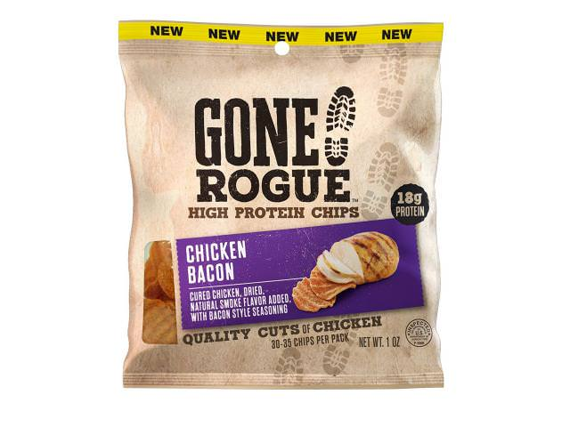Free Sample Bag Of Gone Rogue Chips!