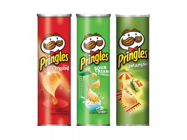 Free Can Of Pringles!