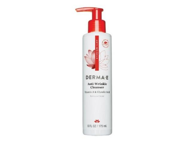 Free Anti-Wrinkle Cleanser By Derma-e!