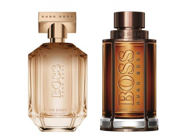 Free Boss For Her/For Him Fragrance!