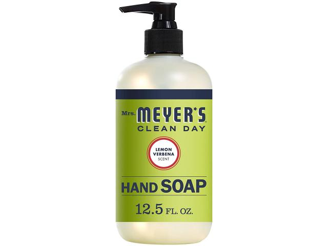 Free Mrs Meyer's Lemon Verbena Hand Lotion!