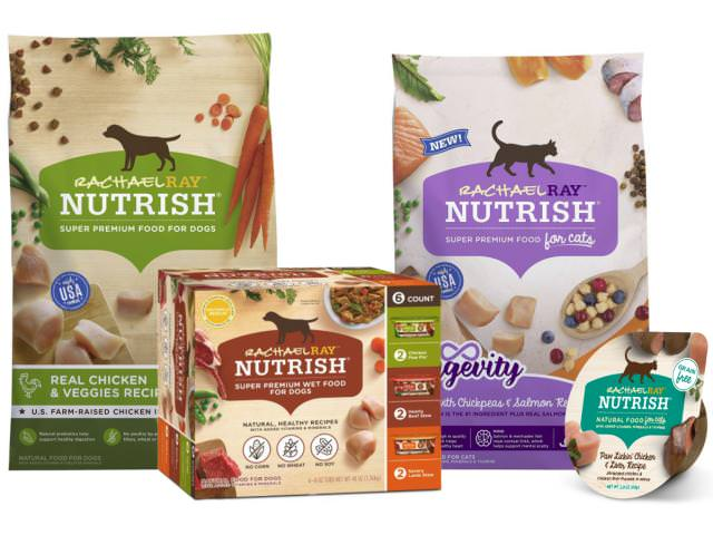 Free Rachael Ray Nutrish Pet Food!