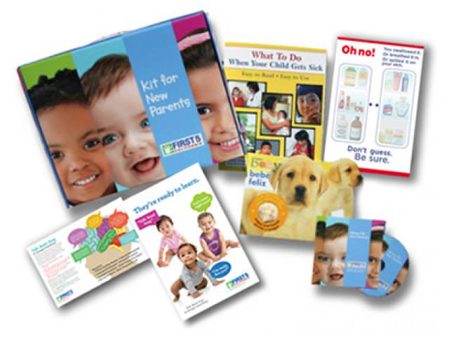 Free Hand Puppet, Dental Kit, Bilingual Book And More!