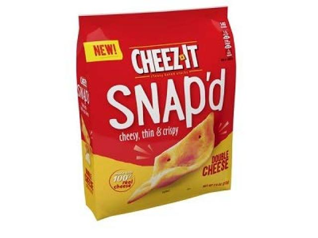 Free Cheez-It Snapd!