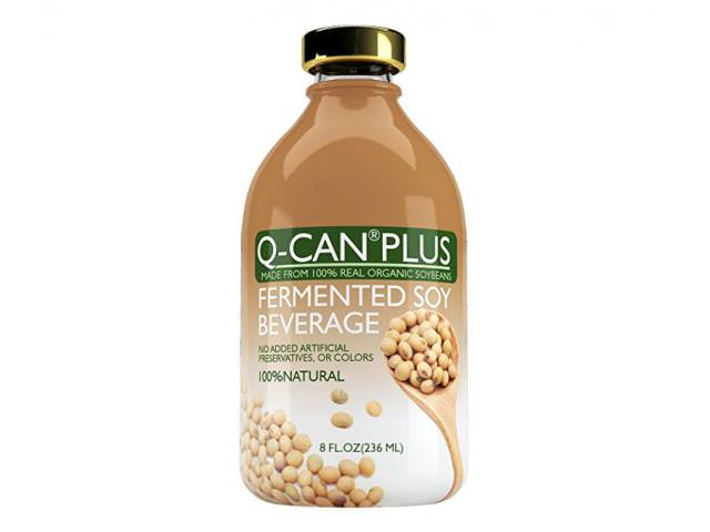 Free Q-Can Plus Real Fermented Soybeans Nutritional Beverage!