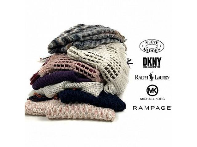 Free Macy's Brands Ladies Designer Scarf Or Hat – DKNY, Ralph Lauren And More!