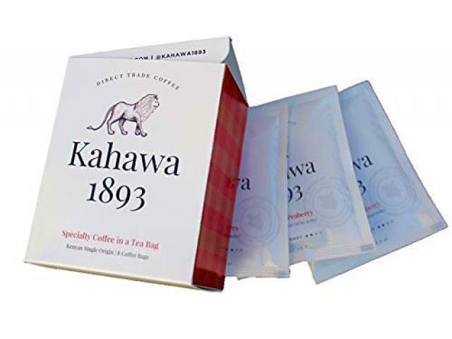 Free Kahawa Coffee Sample!