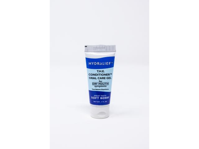 Free Hydralief Dry Mouth Gel!