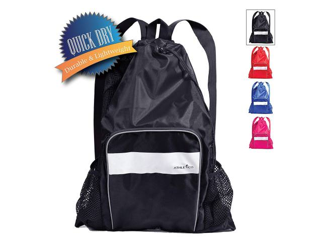 Free Athletico Back Pack!