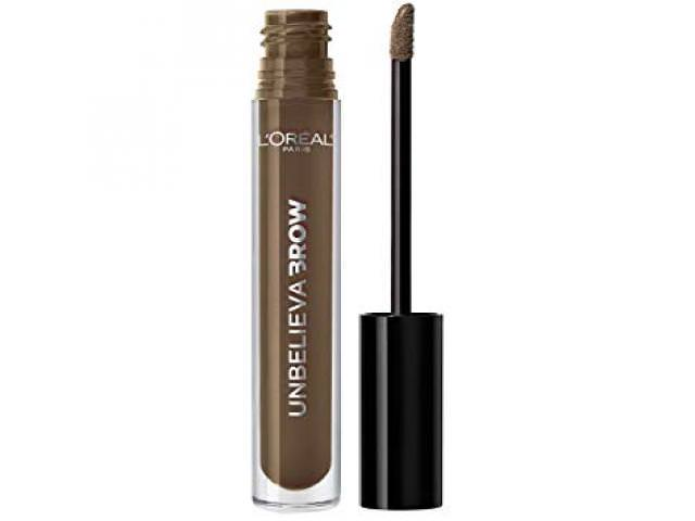 Free L'Oreal UNBELIEVA-BROW Waterproof Brow Gel!