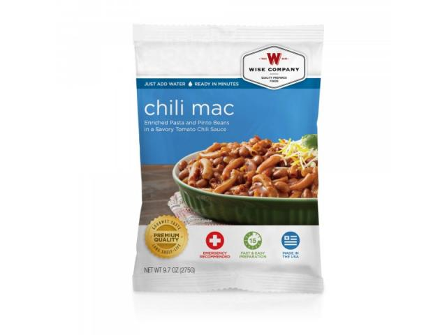 Free Survival Food Samples from Wise Company!