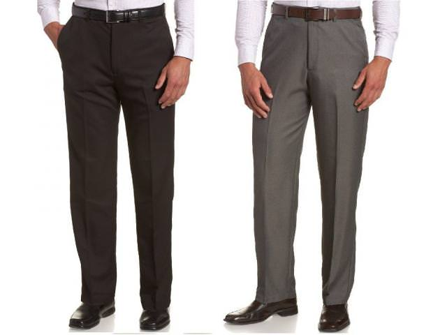 Free Pair Of Haggar Dress Pants!