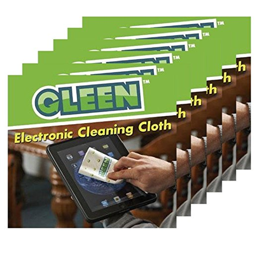 Free Gleen Cleaning Cloth For Electronics!