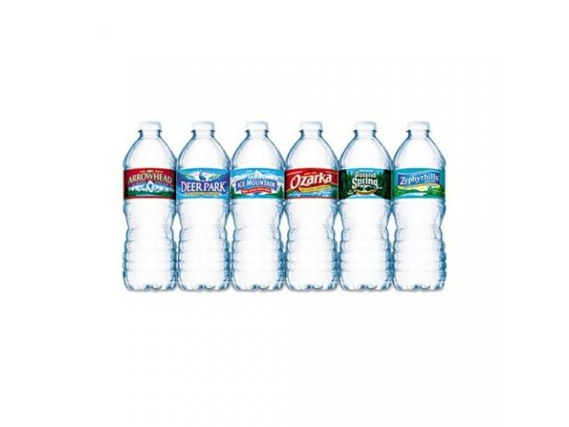 Free 8-Pack Bottled Water!