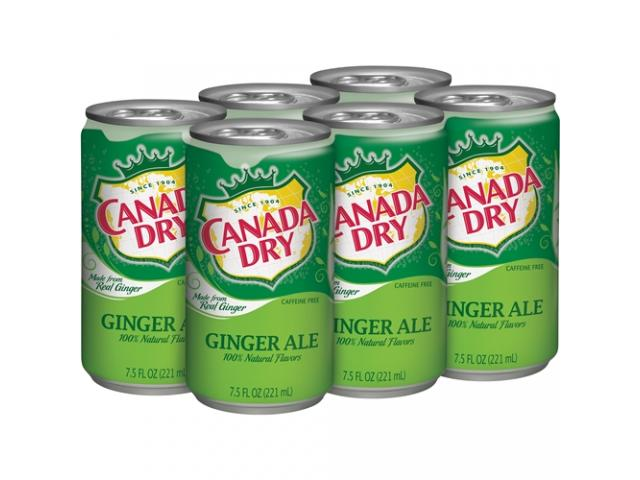 Free $$$ From Canada Dry Class Action Settlement! (no proof needed)