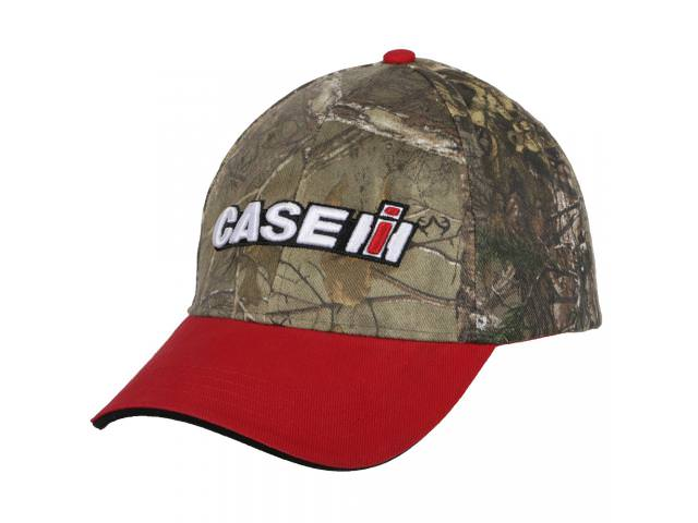 Free Case IH Baseball Hat!