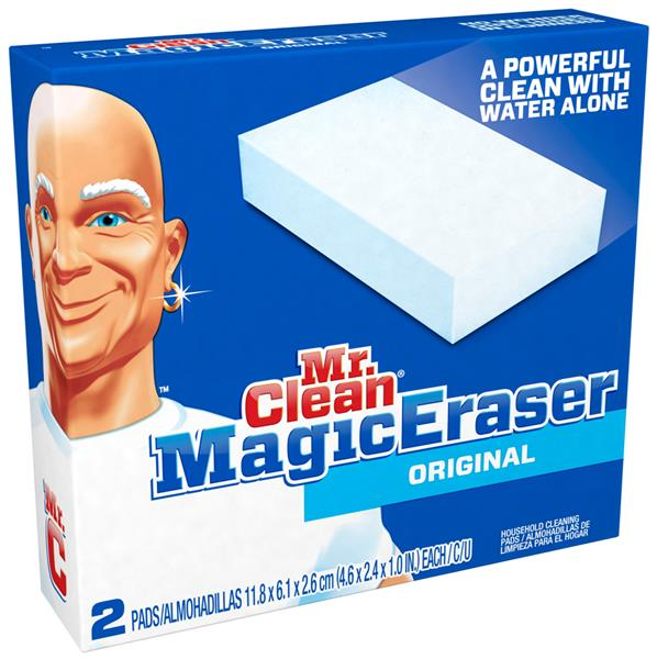 Free Mr. Clean Magic Eraser Original 8 Ct!