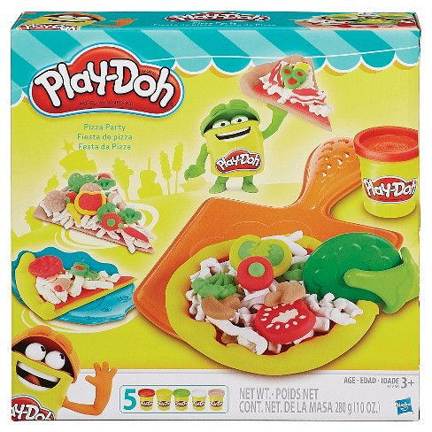 Free Play-Doh Pizza Party Set!