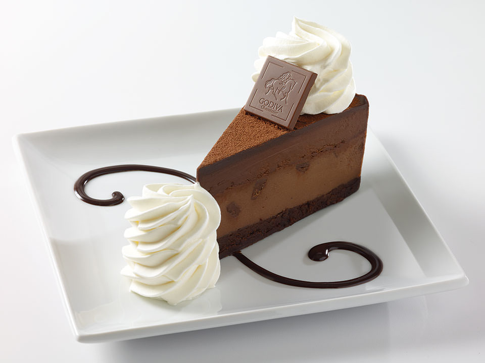 Free Slice of Cheesecake or Cake! (Free Delivery!)