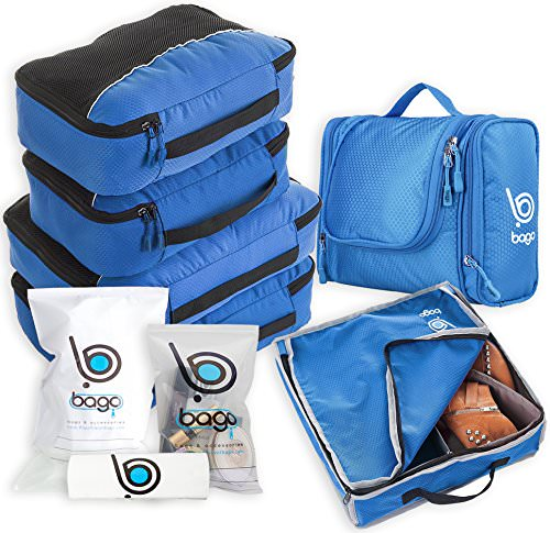 Free Travel Organizer Full Pack Set!