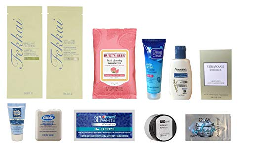 Free Women's Daily Beauty Sample Box!