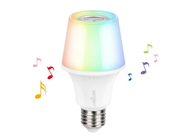 Free Sengled Solo Color Plus Bluetooth Light Bulb Speaker!