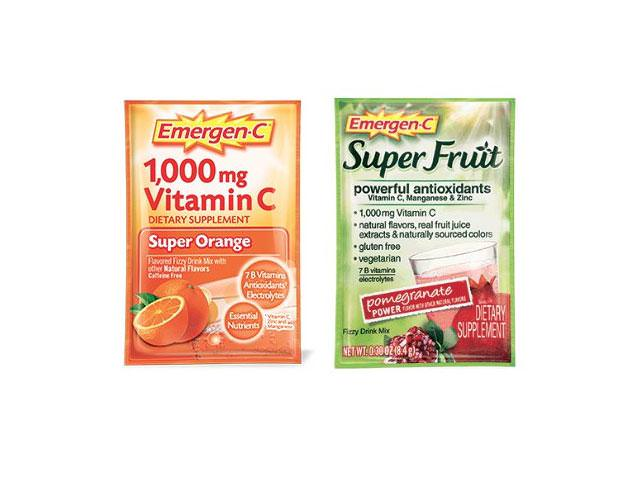Free Emergen-c Vitamin C Pack!