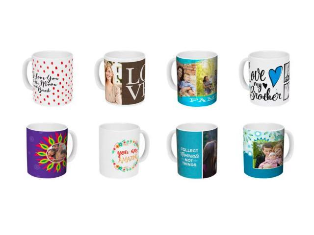 Free Ceramic Photo Mug!