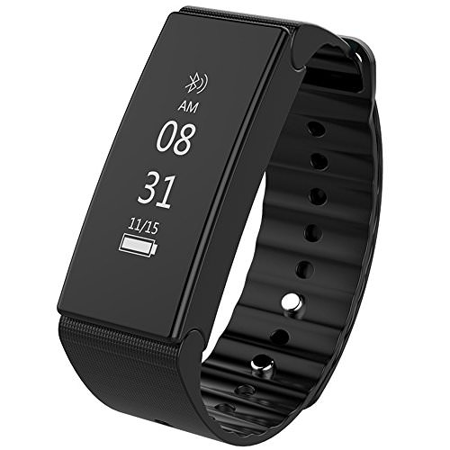 Free Waterproof Fitness Tracker Watch!