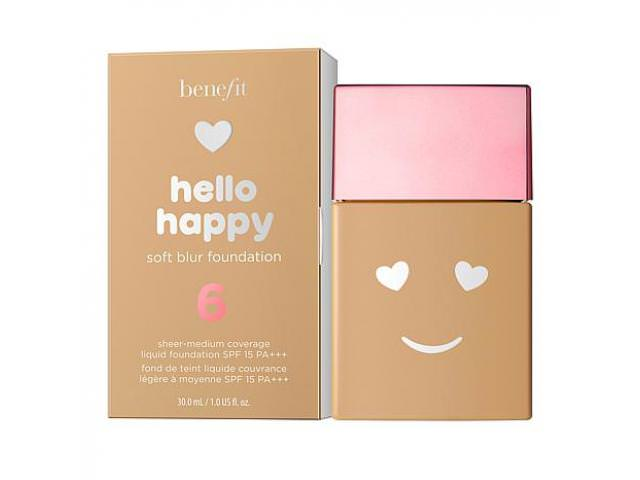 Free Benefit Cosmetics Mini Foundation!