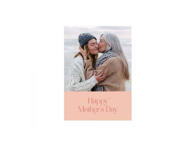 Free Mother's Day Card By Artifact Uprising!