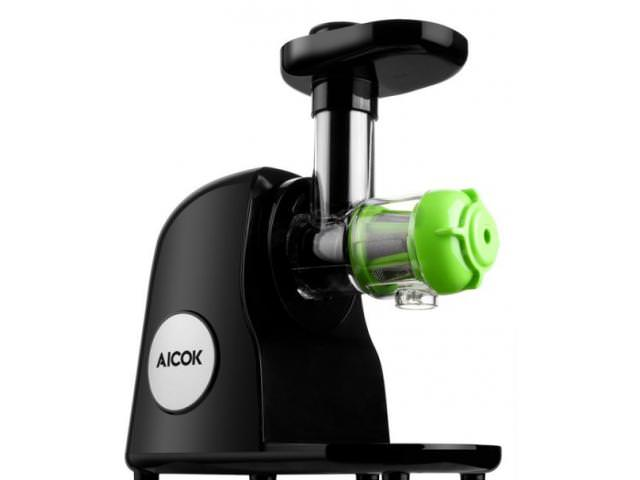 Free Aicok Cold Press Juicer Machine!