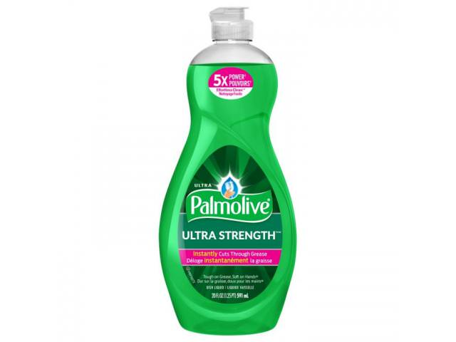 Free Palmolive Dish Soap, Oven Mitt And Chef Hat!