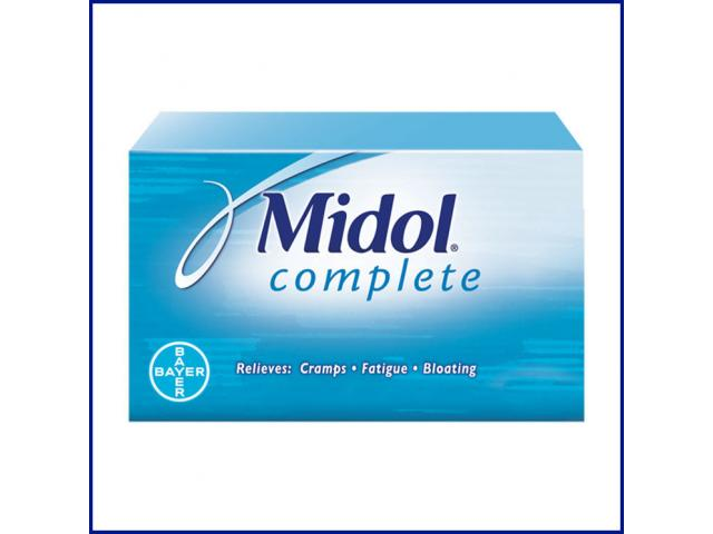 Free Midol Complete!