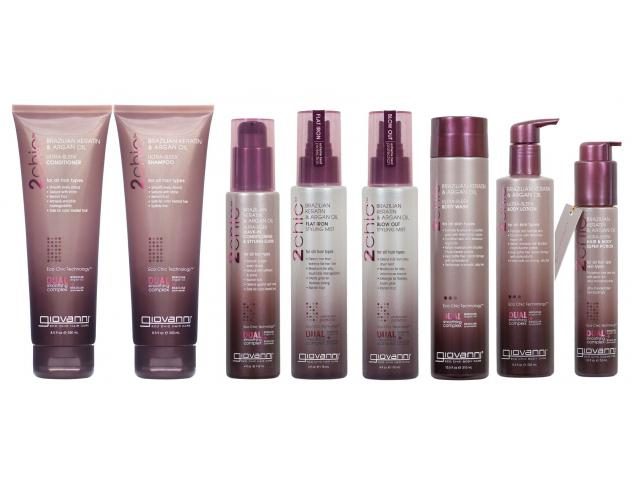 Free Giovanni Cosmetics Hair Product!