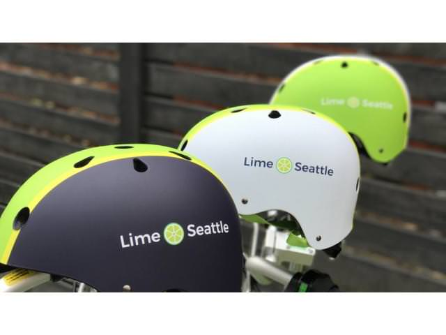 Free Lime Bike Helmet!