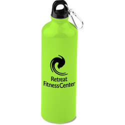Free 26 oz Aluminum Sport Bottle!