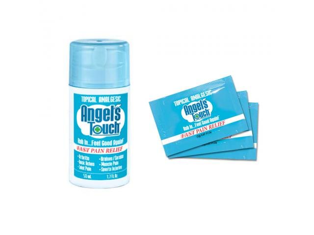 Free Angel's Touch Pain Relief!